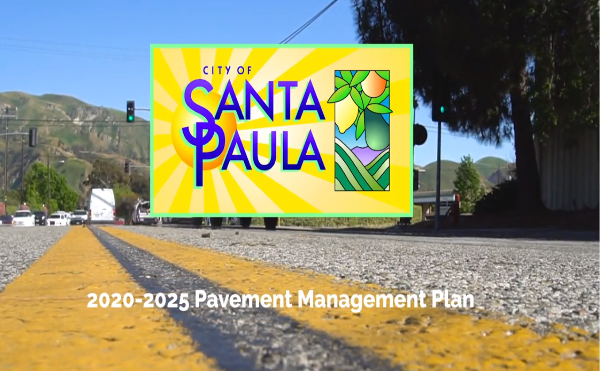 Pavement Management Plan
